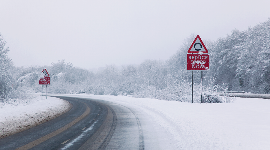 Safe Driving Tips in Cold Weather